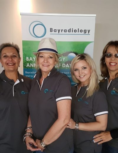 Always enjoy working with the Bay Radiology Team, for their annual Charity Golf Day