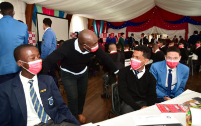 Boys to men: pupils equipped with life lessons